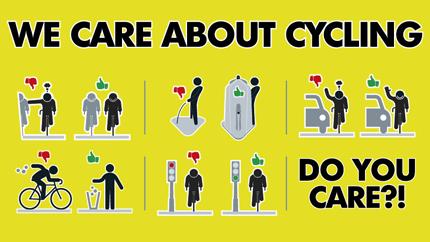 wij zijn fan van schoon fietsen
